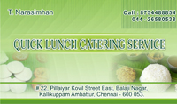 visiting card designer in chennai
